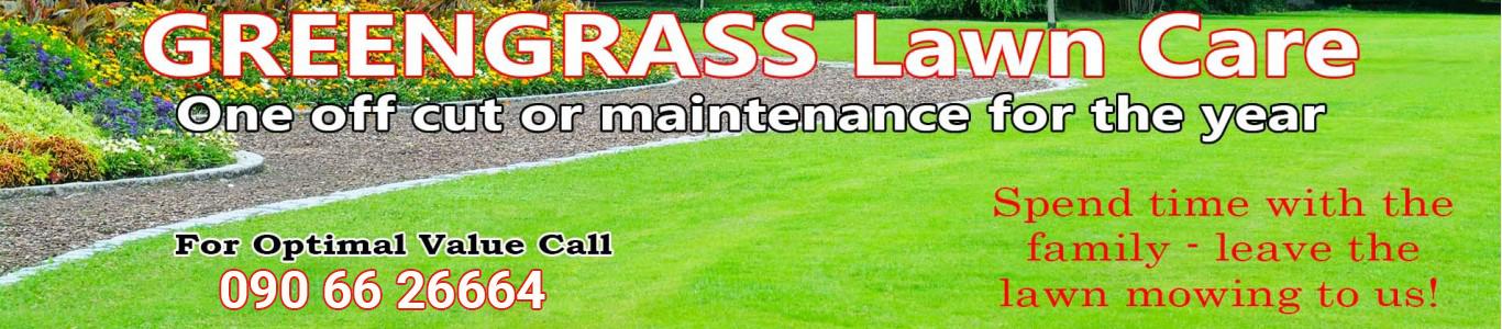 GreenGrass Lawns