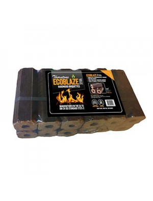 Smokeless Hardwood Briquette